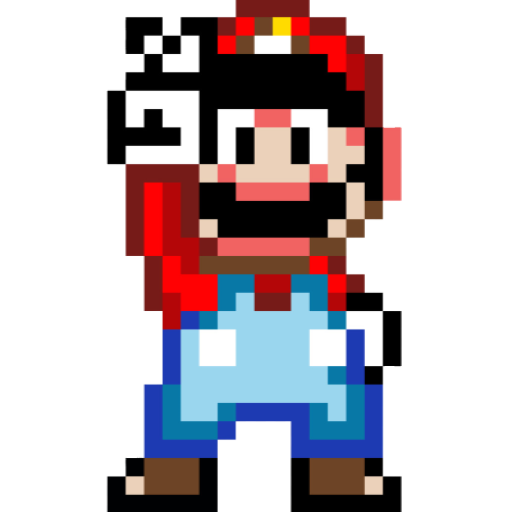 Mario Pixelart Team Fortress 2 Sprays