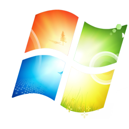Windows 7 Spray (transparent)