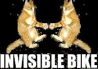 Transparent Invisible Bike