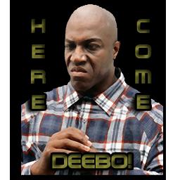 Here Come Deebo!