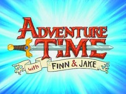 Adventure Time Logo Spray preview