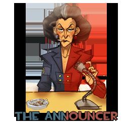 TF2 Announcer