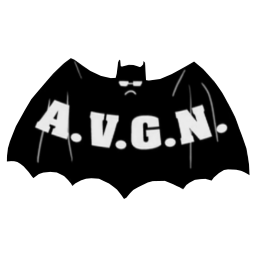 AVGN Batman Logo