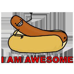 Awesome Hotdog | Team Fortress 2 Sprays