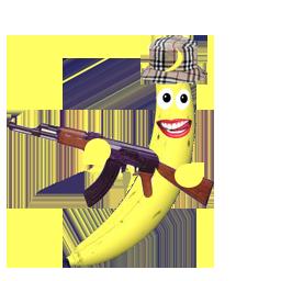 Banana Ak-47