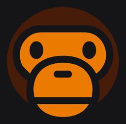 Bape Milo LogoBape Logo