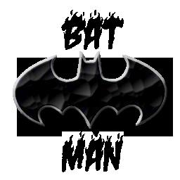 bat man logo