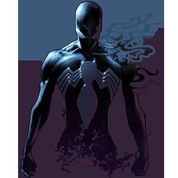 Black Spiderman Comic Black Spiderman Comic