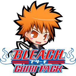 Bleach Chibi Pack