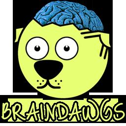 BRAINDAWGS (2 Sprays)