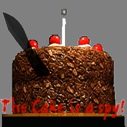 Cake is a Spy!