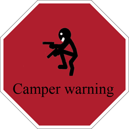 Camper Warning