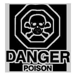 danger poison counter strike source sprays