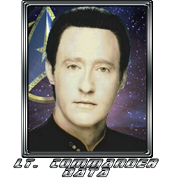 Star Trek Data