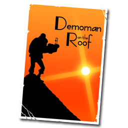 Demoman on the Roof