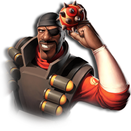 Demoman Team Fortress 2 Sprays