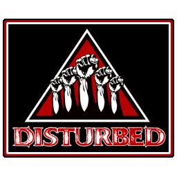 Disturbed - Logo