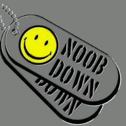 DOGTAG: NOOB DOWN V2 Spray preview