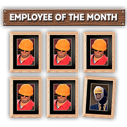 employe of the month