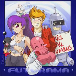 Futurama Bunch preview