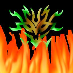 Fire Tatoo