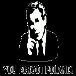 You Forgot Poland!