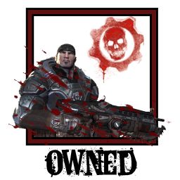Gears Of War Owned