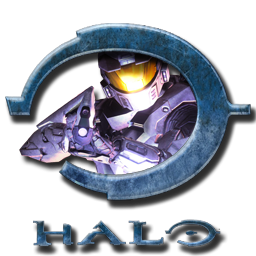 Halo Soldier with Logo