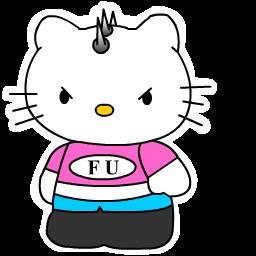 F.U. HelloKitty