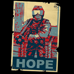TFC Heavy Hope Poster Spray preview