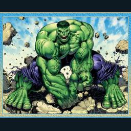 Hulk preview