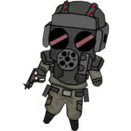 4th Survivor (Chibi HUNK)