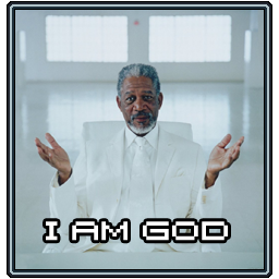 Bruce Almighty - I am God