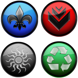 Deadman's Icon Pack