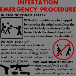 InfestationEmergencyProcedure
