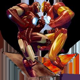 Double Iron Man