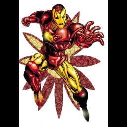 Ironman (transparent)