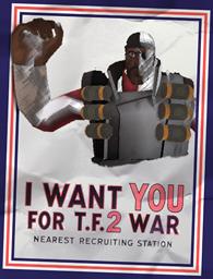 I want you! (DEMOMAN)