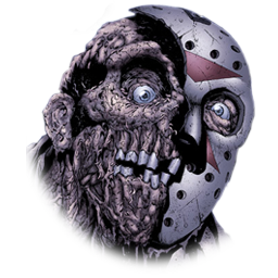 Jason Voorhess Busted Mask