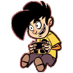 Penny Arcade Kid Gabe