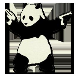 Killer Panda Spray screenshot