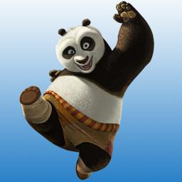 Kung Fu Panda Yay
