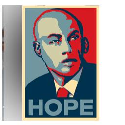 Louis HOPE Poster version 1