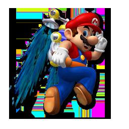 Mario Jet Pack