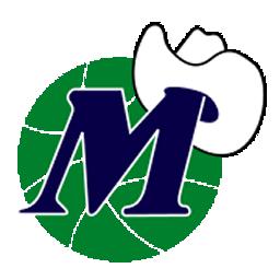 Dalles Mavericks (old logo)