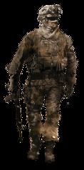 Modern Warfare 2 spray