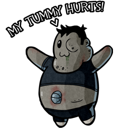My Tummy Hurts Spray preview