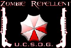 Zombie Repelent UCSOG