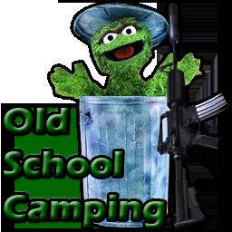 Sesame Street - Camping