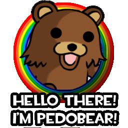 Pedobear Spray Pack!